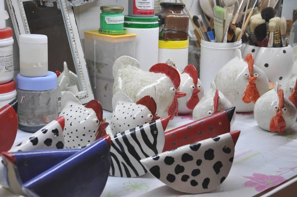 Neue Keramiken für den Garten