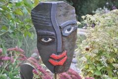 Keramikmaske